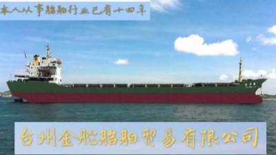 出售10500吨干杂货船