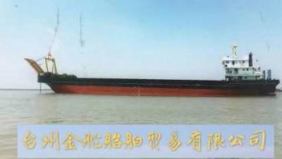 出售3300吨甲板驳船