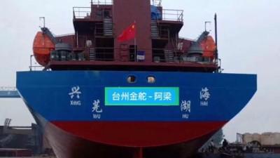 出售2019年9900吨双舷散货船