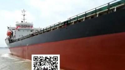 出售2017年近海5900吨双机散货船