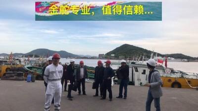 出售2019年在5000吨近海散货船(新线型)