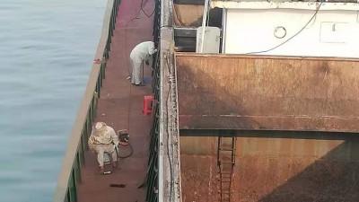 出售2005年6月宁波造3333吨散货船(吃水5.20米)
