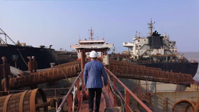出售2021年18000吨自吸自卸砂船